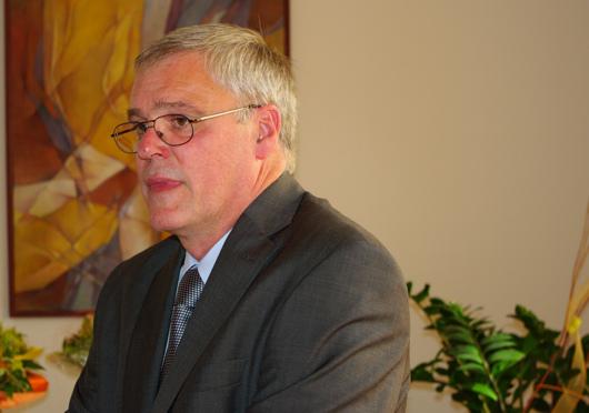 Neuer Stadtbürgermeister: Michael Thiesen